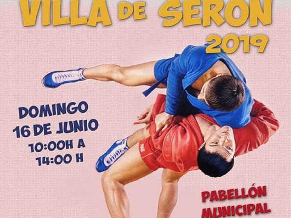 IV OPEN DE ANDALUCIA VILLA DE SERÓN 2019